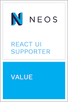 Neos CMS React UI supporter
